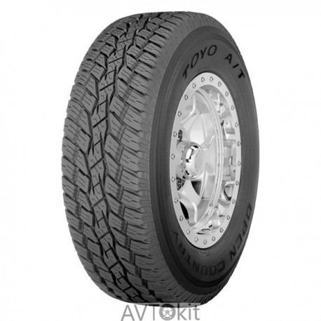 Универсальная Шина Toyo Open Country A/T 235/70 R16 106T