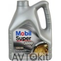 Моторное масло Mobil 1 Super 3000 X1 5W40
