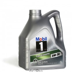 FE 0W30 4л Mobil 1 EAC