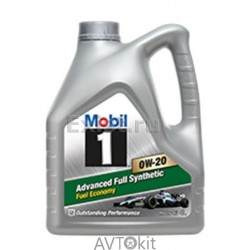 Mobil 1 0W20 Advanced Fuel Econom